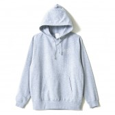 WIND AND SEA-PULLOVER SWEAT H - Gray
