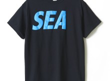 WIND AND SEA-T-SHIRT I - Black