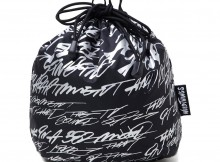 DELUXE x WILD THING BAG - Black