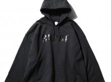 RANDT - Cutaway Hoody - PC Fleece - Black