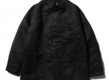 RANDT - Studio Jacket - Polyester Faux Suede - Black