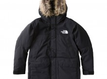 THE NORTH FACE-Mountain Down Coat - Black