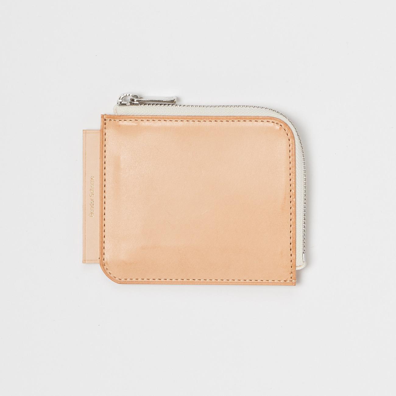 Hender Scheme - L purse - Natural