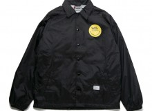 BEDWIN-L:S COACH JACKET 「JILL」 - Black