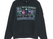 C.E : CAV EMPT-CHEMICAL ENGINEERING HEAVY HOODY - Black