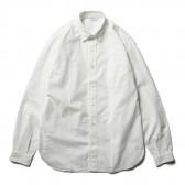 FUJITO-B.D Shirt - White