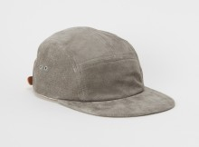 Hender Scheme-water proof pig jet cap - Gray