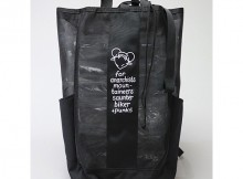 MOUNTAIN RESEARCH-DEMO GOODS 022 - Tote Pax - Black