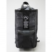 MOUNTAIN RESEARCH-DEMO GOODS 023 - Tote Pax (Small) - Black