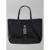 MOUNTAIN RESEARCH-DEMO GOODS 024 - Big Mesh Tote - Black