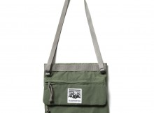 Mt.RAINIER DESIGN-ORIGINAL PARK POUCH - Olive
