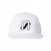 NEON SIGN-COMPANY CAP - Bright White