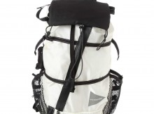 and wander-40L back pack - White