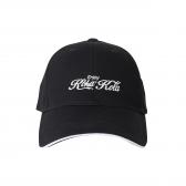 NEON SIGN-KOKAKOLA CAP - Black