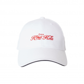 NEON SIGN-KOKAKOLA CAP - Bright White