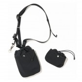 nunc-Near Here Bag - Black