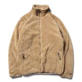 FUJITO-Fleece-Blouson-Camel-168x168