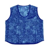 Porter-Classic-PEELED-CLOTH-PULLOVER-VEST-Blue-168x168