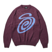 STUSSY-Curly-S-Sweater-Burgundy-168x168