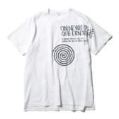 ENGINEERED-GARMENTS-Printed-Cross-Crew-Neck-T-shirt-Spiral-White-168x168
