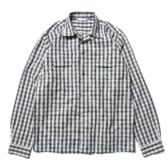 FUJITO-Open-Collar-Shirt-Check-168x168