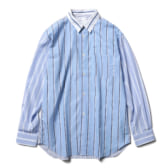 COMME-des-GARÇONS-SHIRT-yarn-dyed-cotton-poplin-stripe-Stripe-Mix-168x168