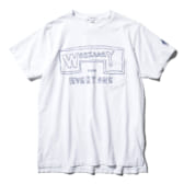 ENGINEERED-GARMENTS-EG-Workaday-Printed-Crossover-Neck-Pocket-Tee-Workaday-for-Everyday-White-168x168