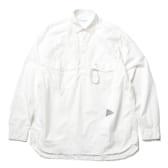 and-wander-CORDURA-typewriter-long-sleeve-over-shirt-White-168x168