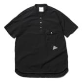 and-wander-CORDURA-typewriter-short-sleeve-over-shirt-M-Black-168x168