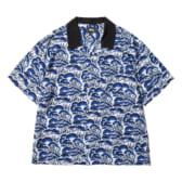 STUSSY-Coral-Pattern-Shirt-Blue-168x168
