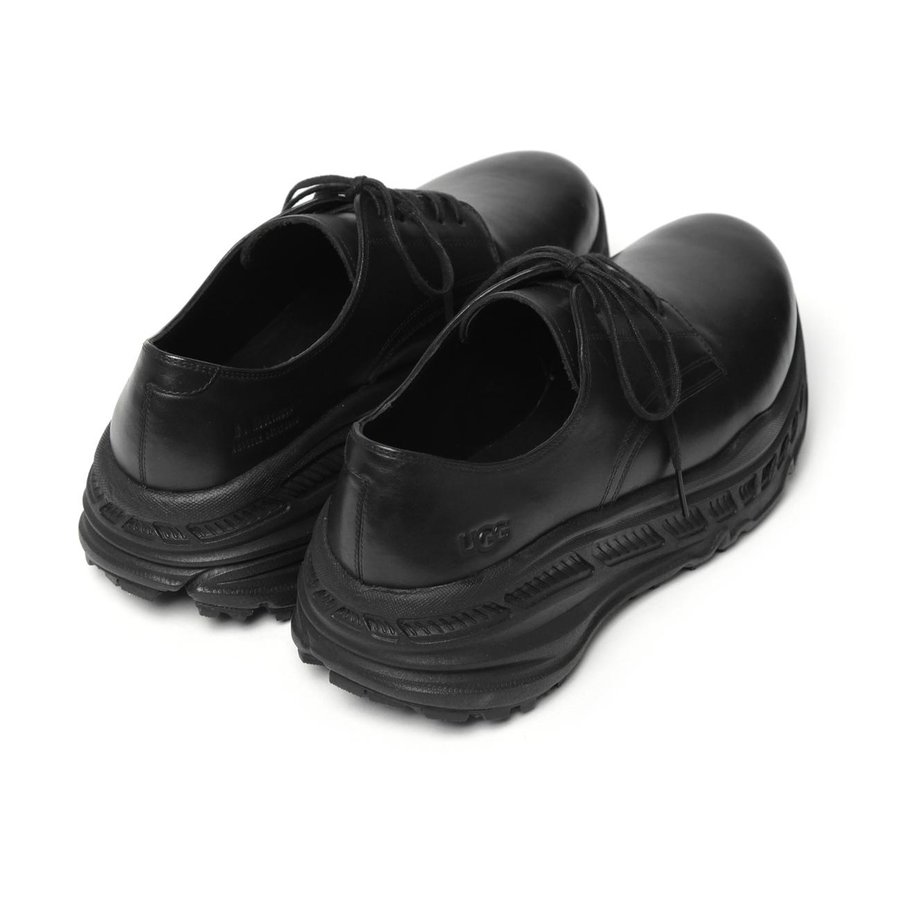 N.HOOLYWOOD / エヌハリウッド 通販 2201-SE01-peg N.HOOLYWOOD COMPILE × UGG ドレスシューズ - Black