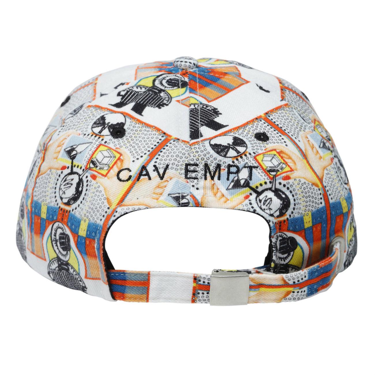 C.E / CAV EMPT 通販  MD QC LOW CAP - White