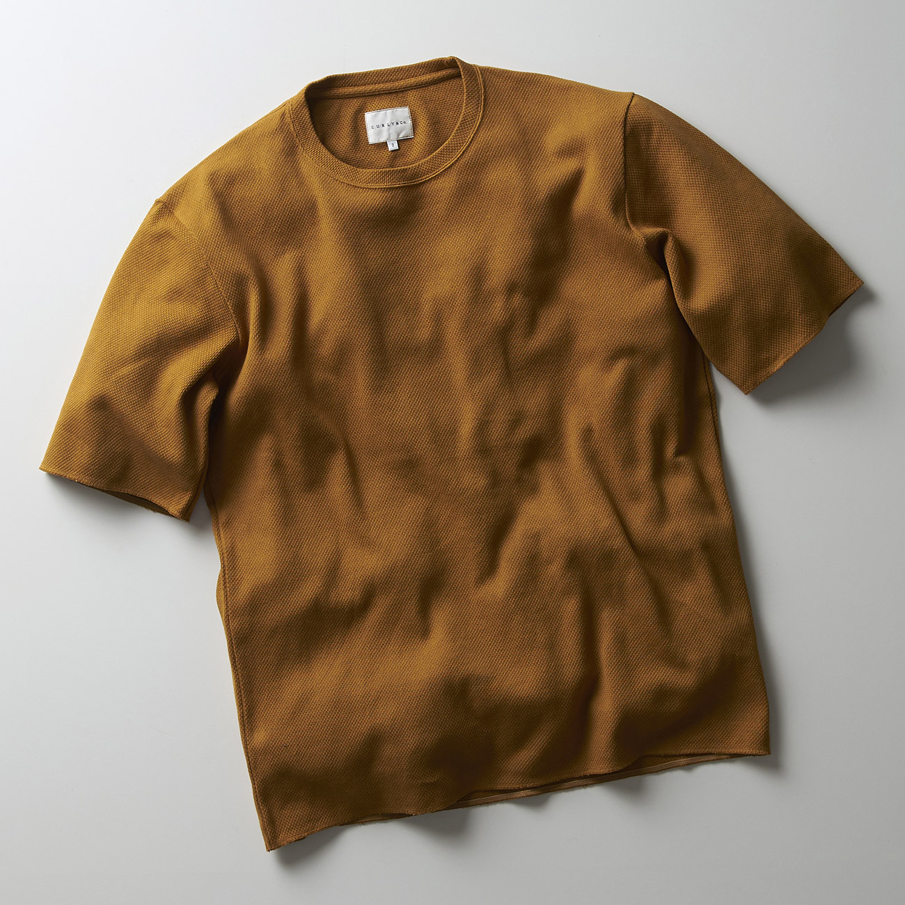 CURLY CLOUDY HS CN TEE Tシャツ