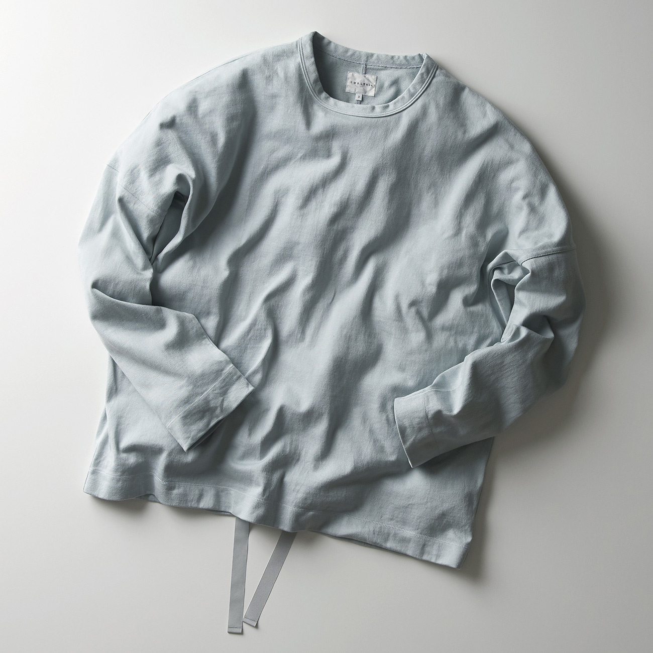 CURLY FINSBURY LS CN TEE Tシャツ