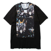 COMME-des-GARÇONS-SHIRT-cotton-jersey-plain-with-cotton-jersey-with-futura-print-BlackPrint-A_2-168x168