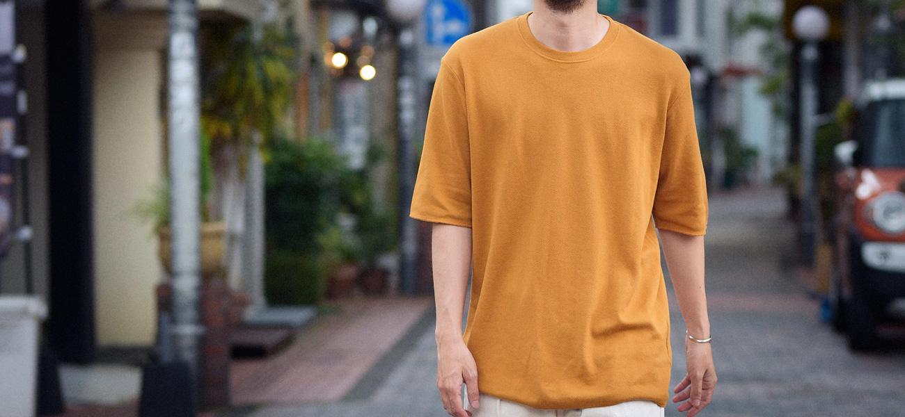 CURLY Tシャツ