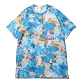 COMME-des-GARÇONS-SHIRT-cotton-jersey-with-Futura-print-t-shirt-Print-C-168x168