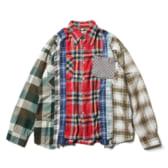 Rebuild-by-Needles-Flannel-Shirt-7-Cuts-Shirt-Sサイズ_1-168x168