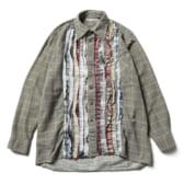 Rebuild-by-Needles-Flannel-Shirt-Ribbon-Shirt-Mサイズ-168x168