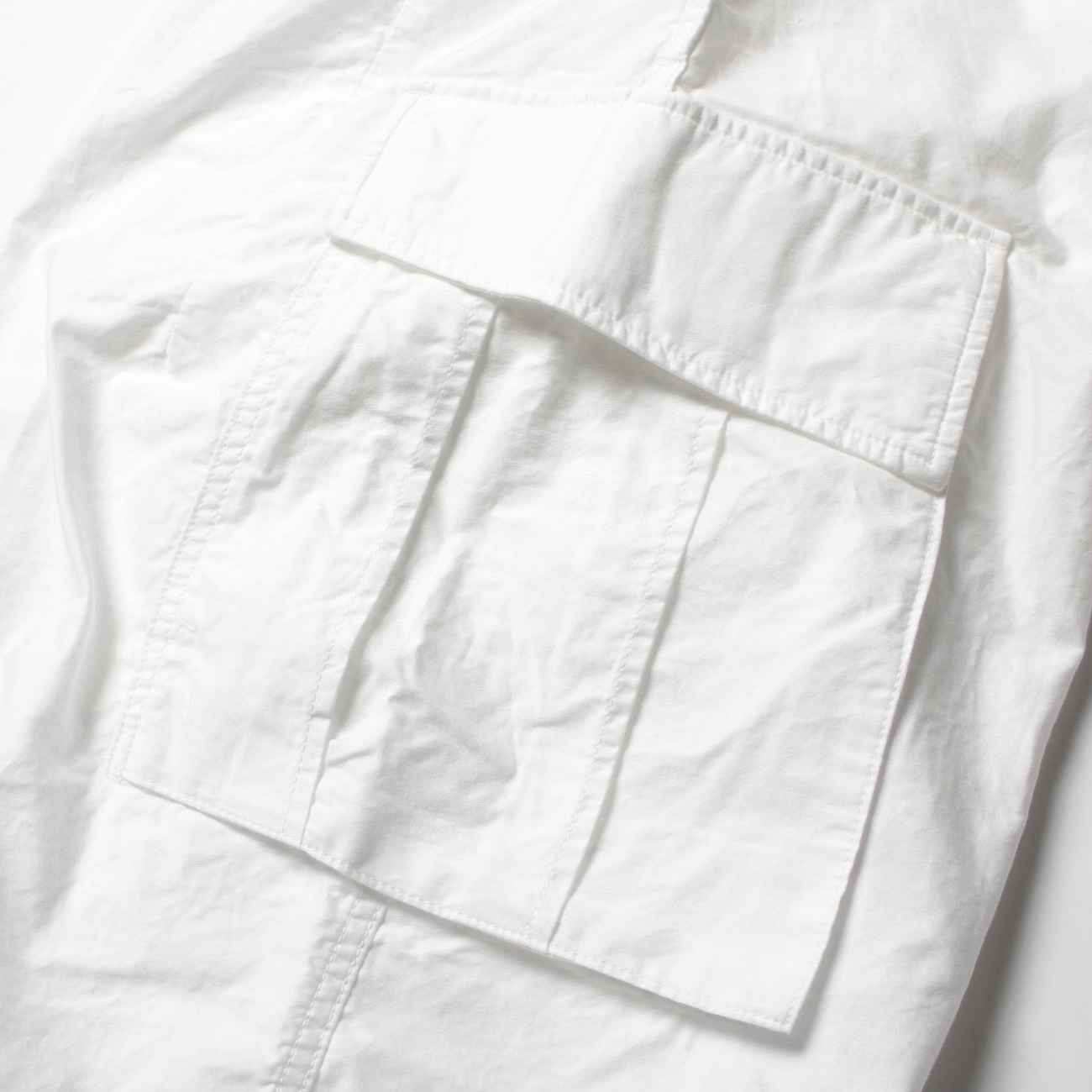 H.D. Pant - BDU - Off White カーゴポケット