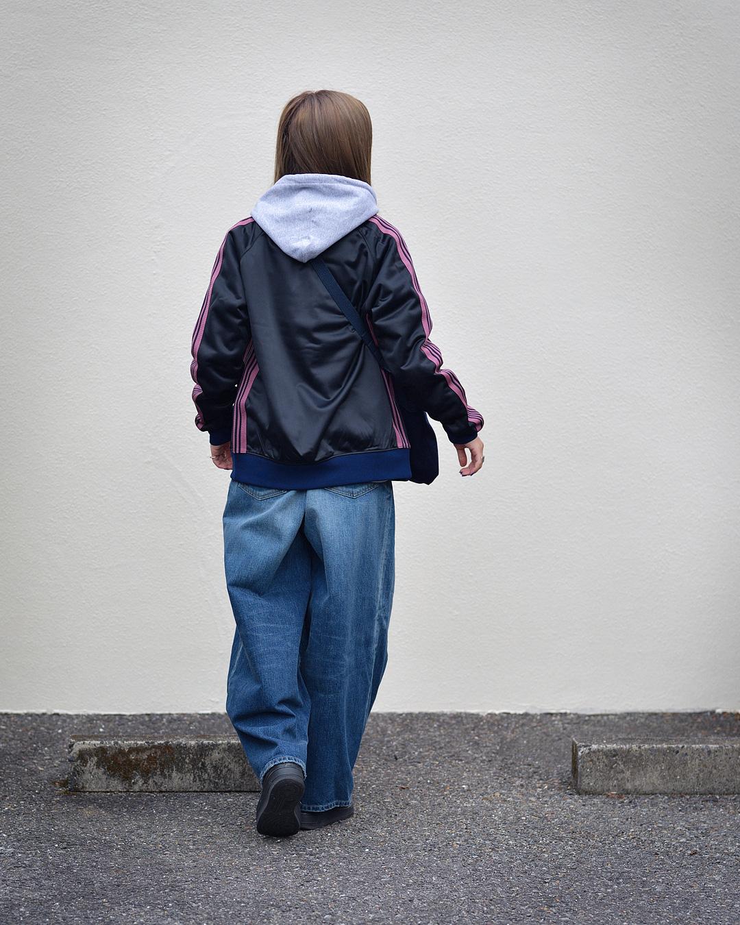 ヒザデルパンツのサイズ感 サイズXS着用