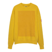 C.E-CAV-EMPT-OVERDYE-AS-T-VERT-CREW-NECK-Yellow-168x168