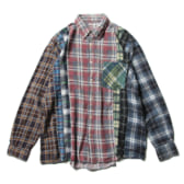 Rebuild-by-Needles-Flannel-Shirt-7-Cuts-Shirt-Mサイズ_3-168x168