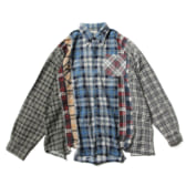 Rebuild-by-Needles-Flannel-Shirt-7-Cuts-Shirt-Wide-Fサイズ_2-168x168