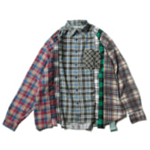Rebuild-by-Needles-Flannel-Shirt-7-Cuts-Shirt-Wide-Fサイズ_3-168x168