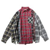 Rebuild-by-Needles-Flannel-Shirt-7-Cuts-Shirt-Wide-Fサイズ_4-168x168
