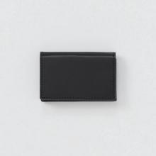 Hender Scheme / エンダースキーマ | folded card case - Black