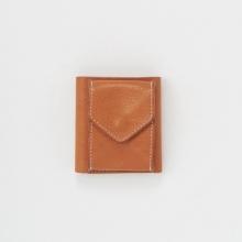 Hender Scheme / エンダースキーマ   trifold wallet - Natural