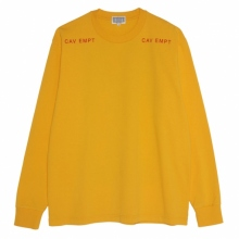 C.E / シーイー | MD CopiEs LONG SLEEVE T - Orange