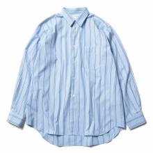 COMME des GARÇONS SHIRT / コム デ ギャルソン シャツ | yarn dyed cotton stripe poplin - Stripe 100